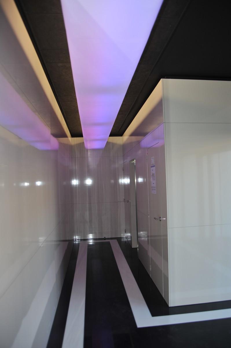 Ateliers Ducrot - Aménagement du hall d\'entrée