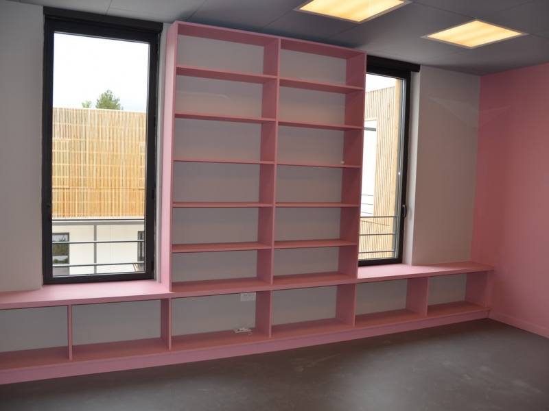 Made to measure storage units